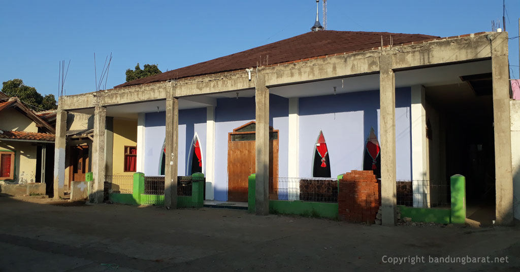 Mesjid Nurul Huda Kampung Manglayang