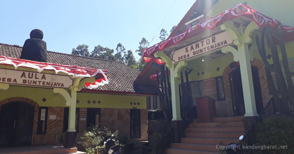 Desa Suntenjaya Kabupaten Bandung Barat