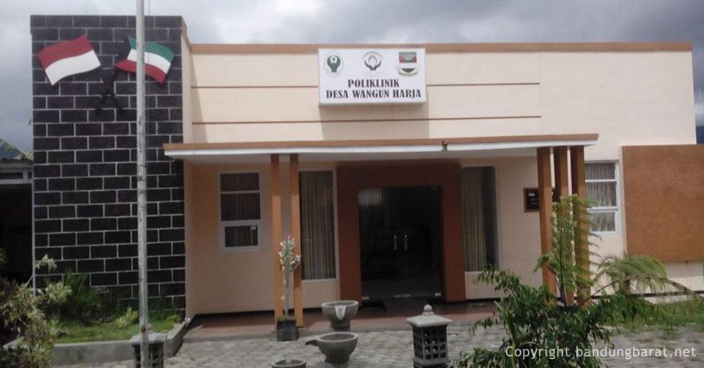 Klinik Desa Wangunharja