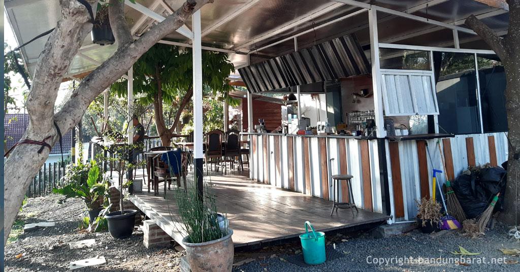 Tampak Muka Cafe