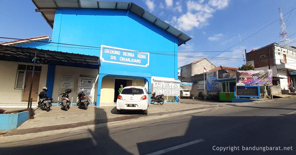 Desa Cihanjuang Parongpong Bandung Barat