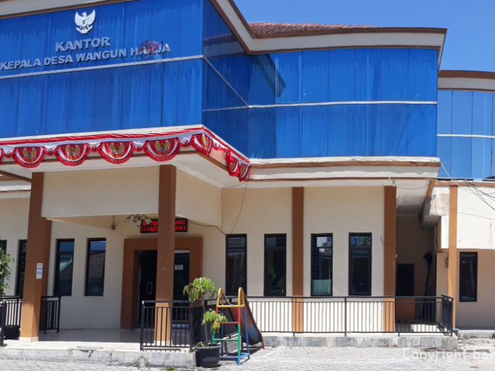 Desa Wangun Harja Lembang Bandung Barat