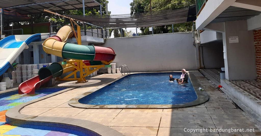 Kolam Renang Bumi Arena Cimahi - Air Panas