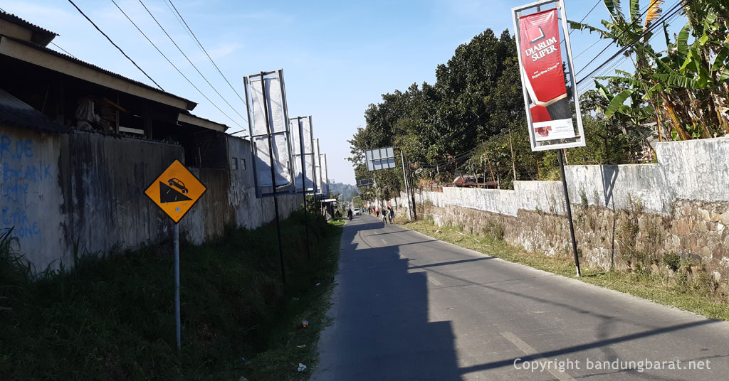 Jalan Menuju VIB