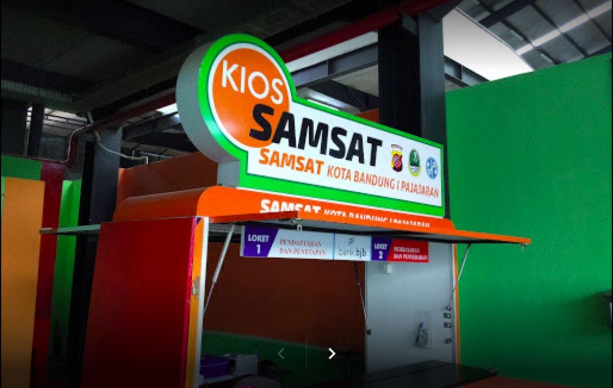 Kios Samsat Sarijadi
