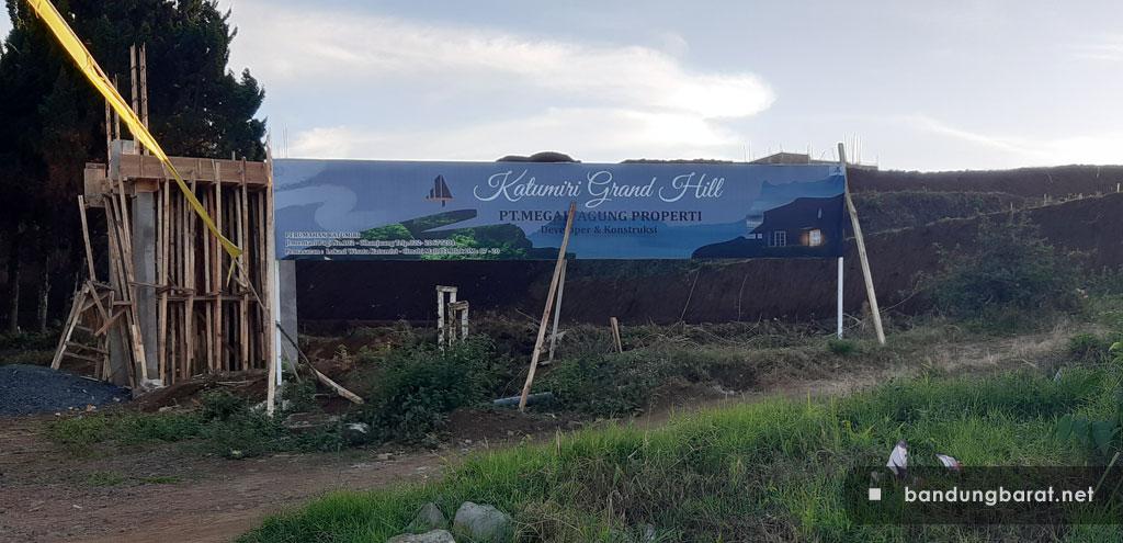Perumahan Katumiri Grand Hill