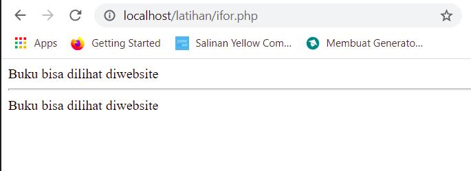 IF Lebih dari Satu OR dengan Array PHP
